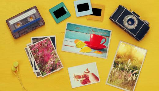 写真をゆっくり動かす動画の作り方
