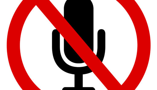 撮影した動画から音声だけを削除する方法